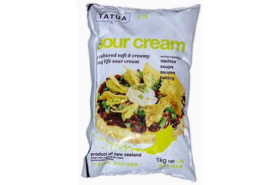 Picture of SOUR CREAM TATUA 1KG
