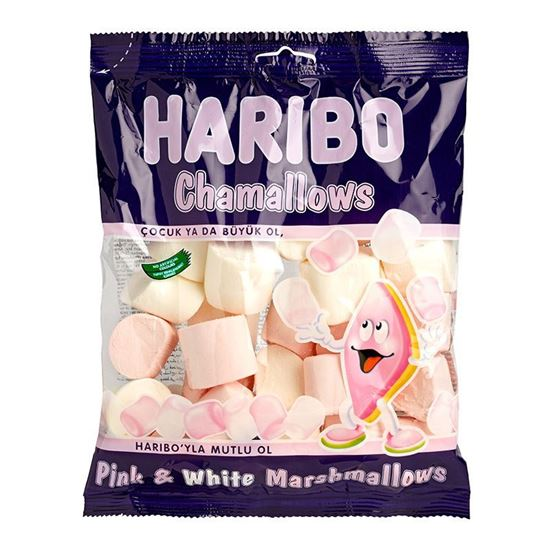 Picture of KẸO MARSHMALLOW HARIBO TRÒN