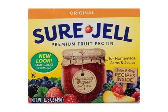 Picture of FRUIT PECTIN SURE-JELL 1.75OZ