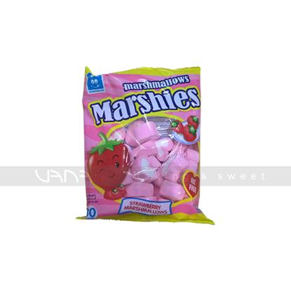 Hình ảnh củaKẹo Marshmallow Marshies Dâu 80g