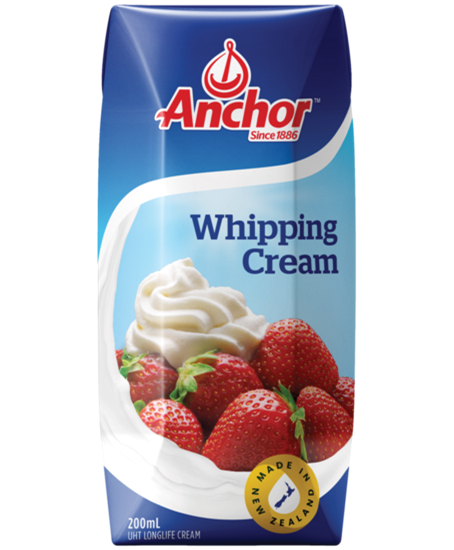 Picture of  ANCHOR WHIPPING CREAM (250ML)